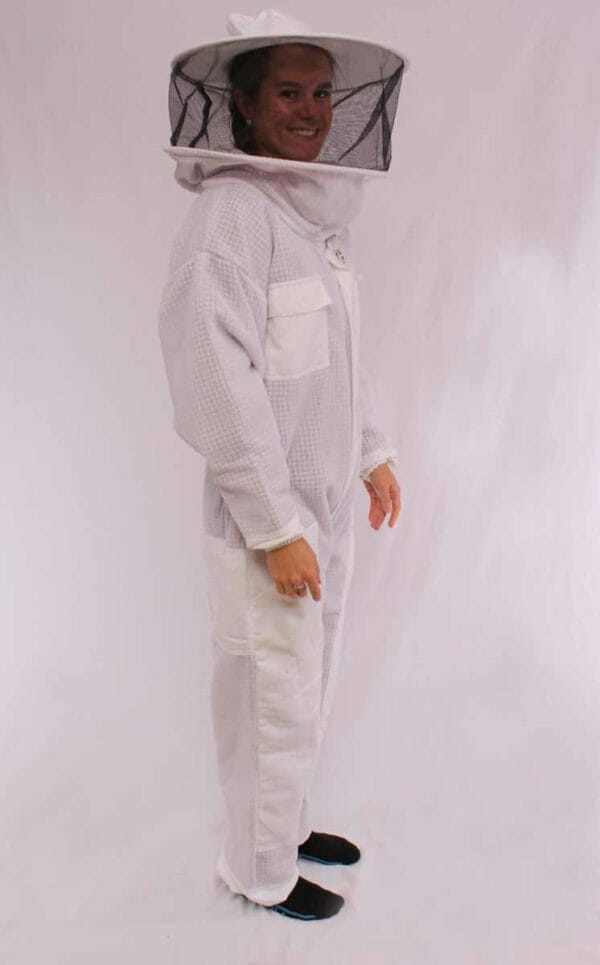 Coveralls Adult Vented